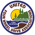 United Four Wheel Drive Association logo